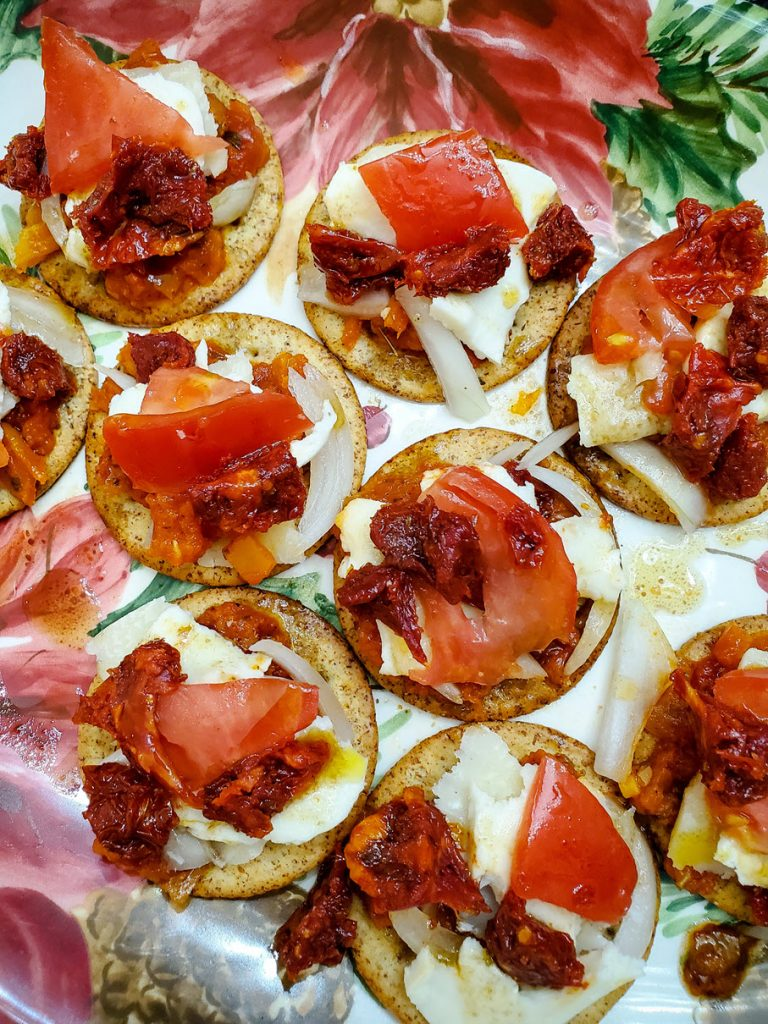 Sun Dried Tomatoes Italian Feast Appetizer