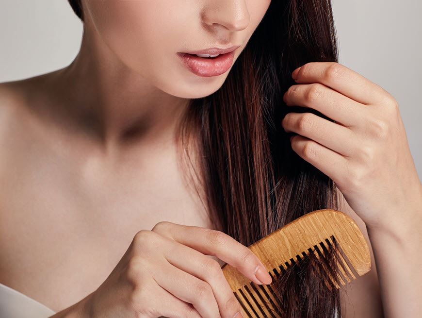 Prevent And Stop Hair Loss