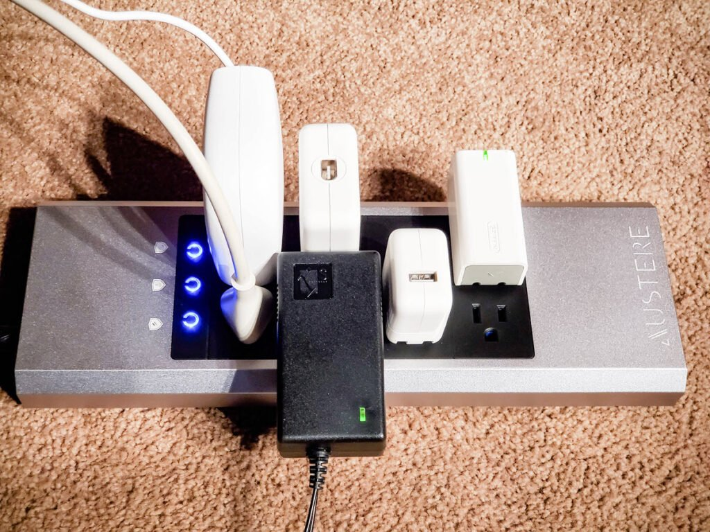 Austere Surge Protector