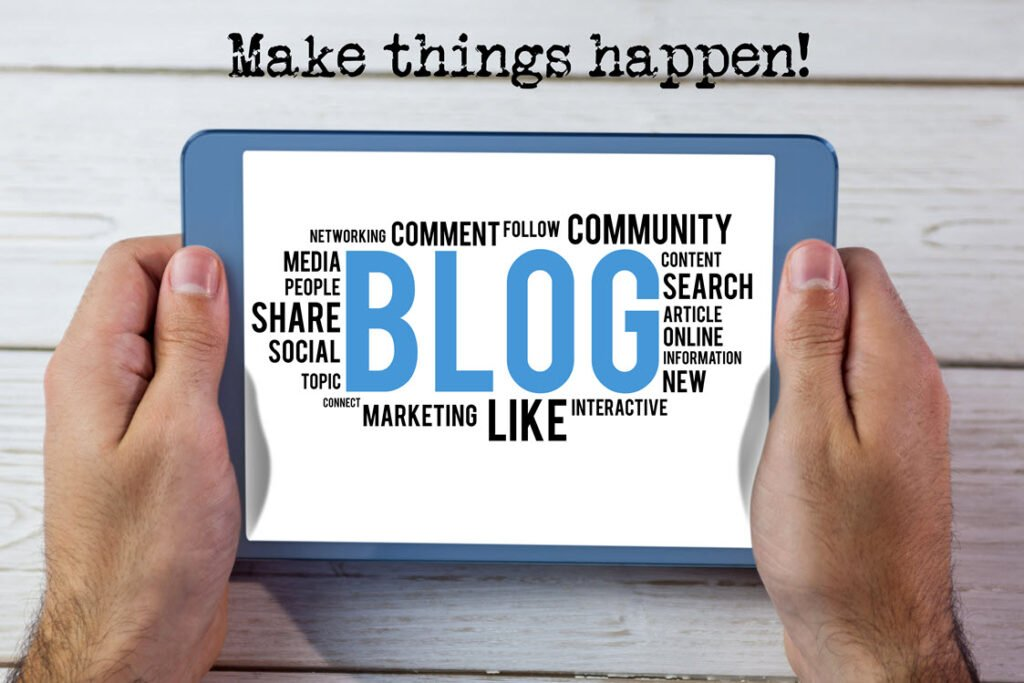 Benefits Of Blogging Business And Marketing