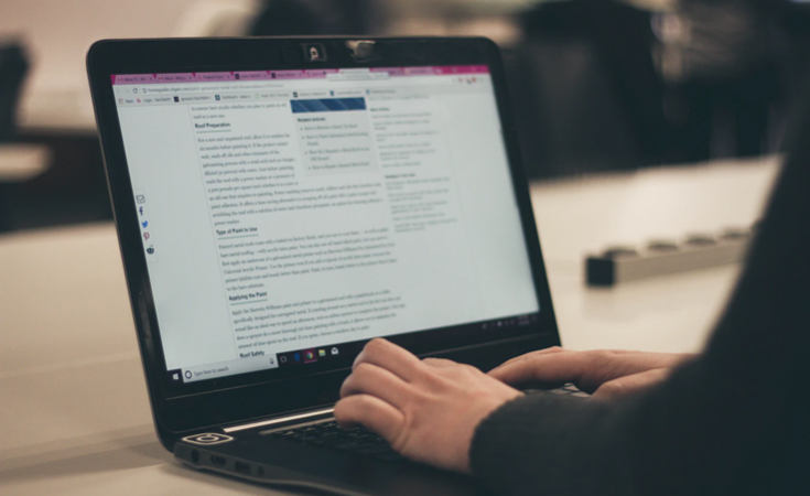 The Benefits Of Blogging For Your Business And Marketing Needs