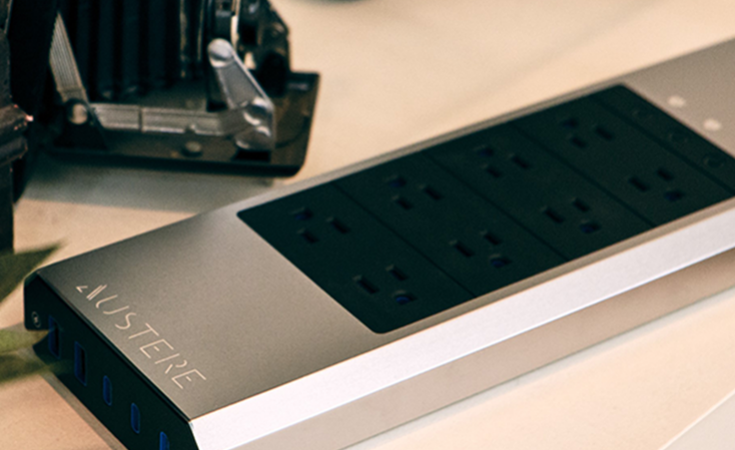 Why This Austere Surge Protector Is Simply The Best