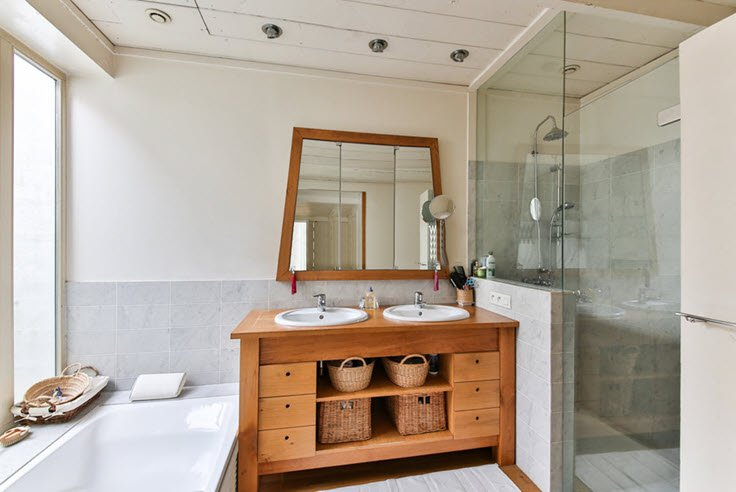 7 Easy Bathroom Upgrades You Need To See!