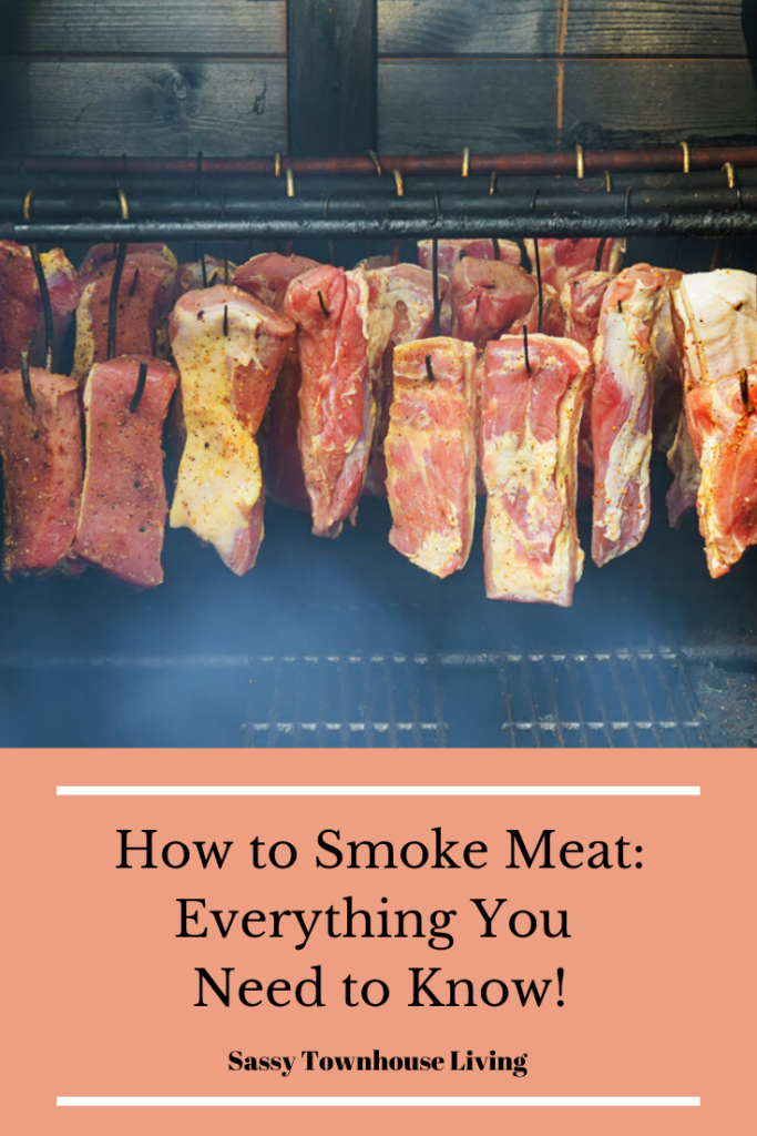 How to Smoke Meat_ Everything You Need to Know - Sassy Townhouse Living