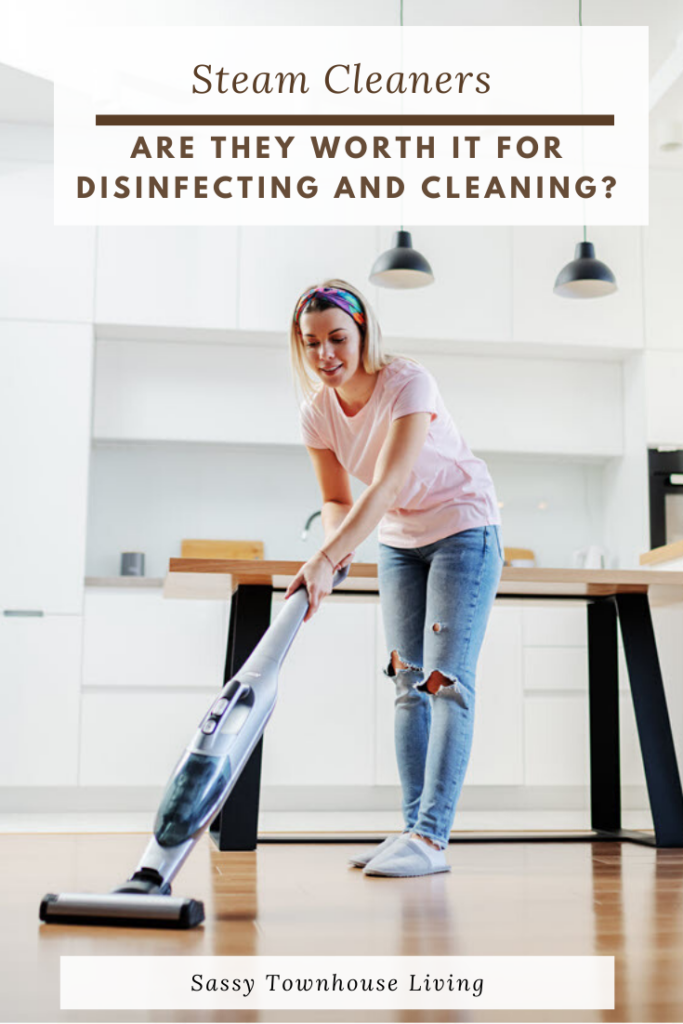 Steam Cleaners Are They Worth It For Disinfecting And Cleaning - Sassy Townhouse Living