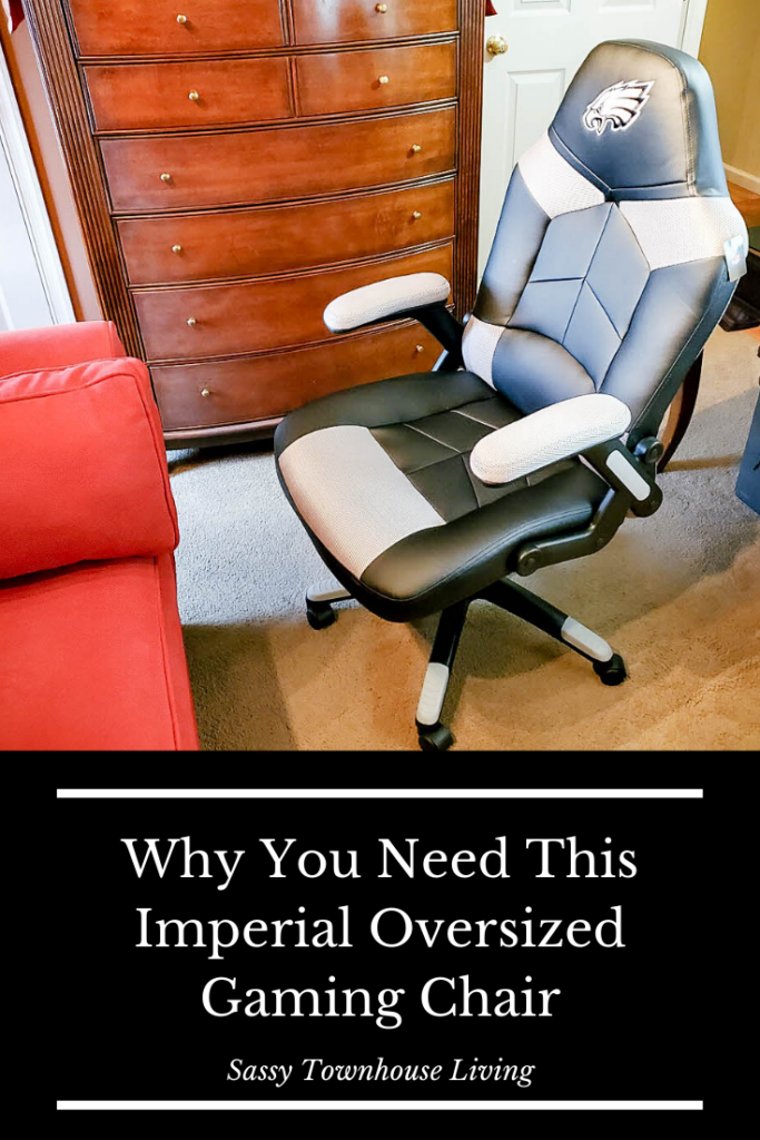 Why You Need This Imperial Oversized Gaming Chair - Sassy Townhouse Living