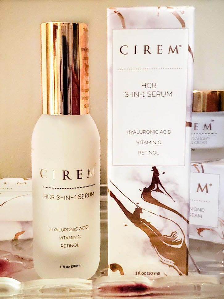 Glowing Skin CIREM Skincare