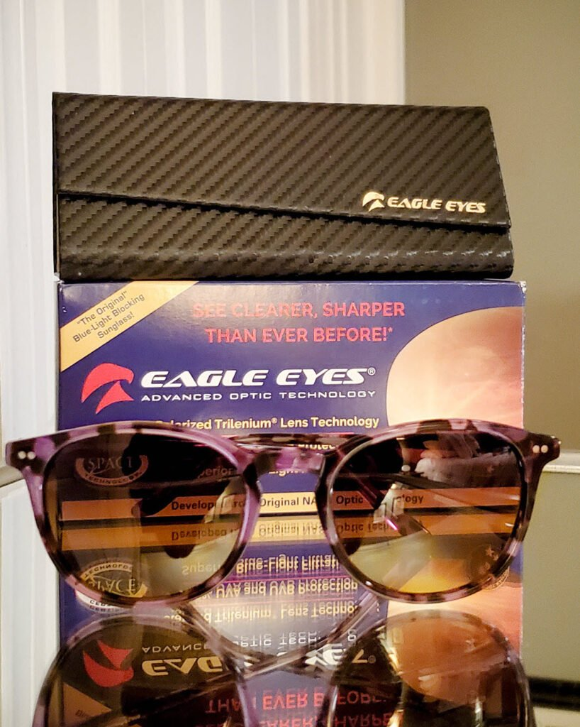 Protect Your Eyes Eagle Eyes Sunglasses