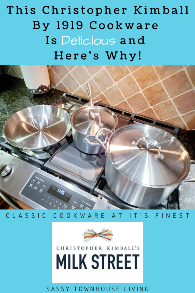 This Christopher Kimball Cookware Is Delicious and Here's Why - Sassy Townhouse Living