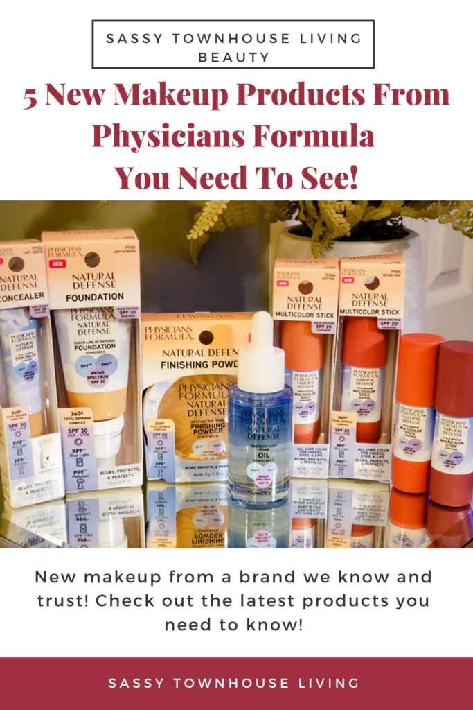 5 New Makeup Products From Physicians Formula You Need To See - Sassy Townhouse Living