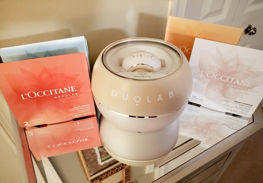 Duolab Skincare System Skincare Routine