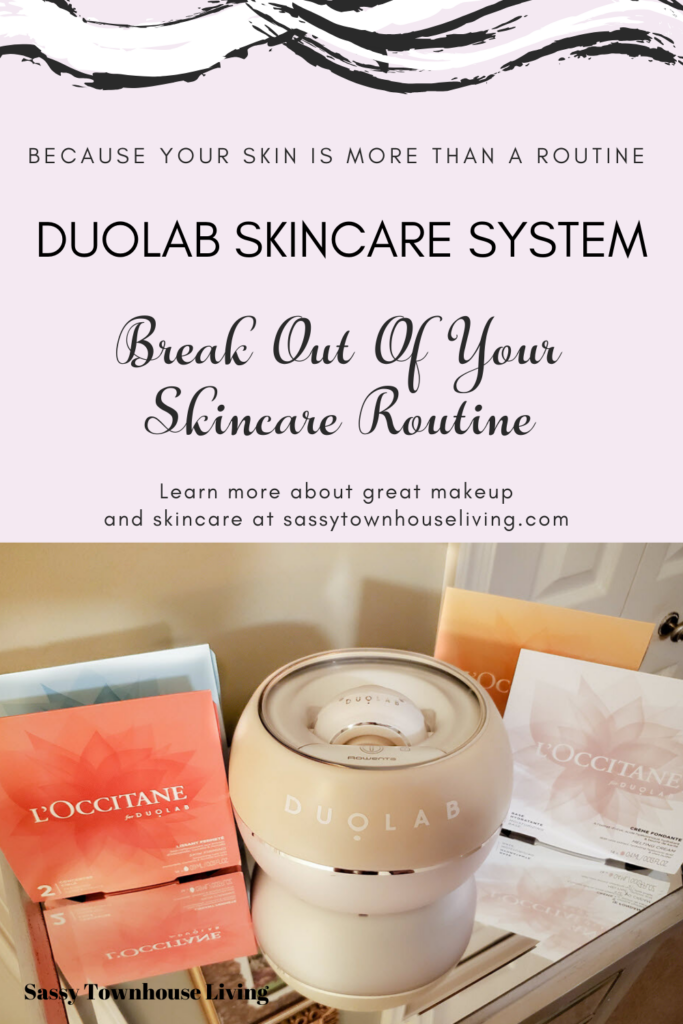 Duolab Skincare System - Break Out Of Your Skincare Routine - Sassy Townhouse Living