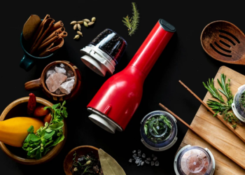 FinaMill Spice Grinder - A Revolutionary Way To Grind Spices