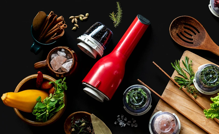 FinaMill Spice Grinder – A Revolutionary Way To Grind Spices