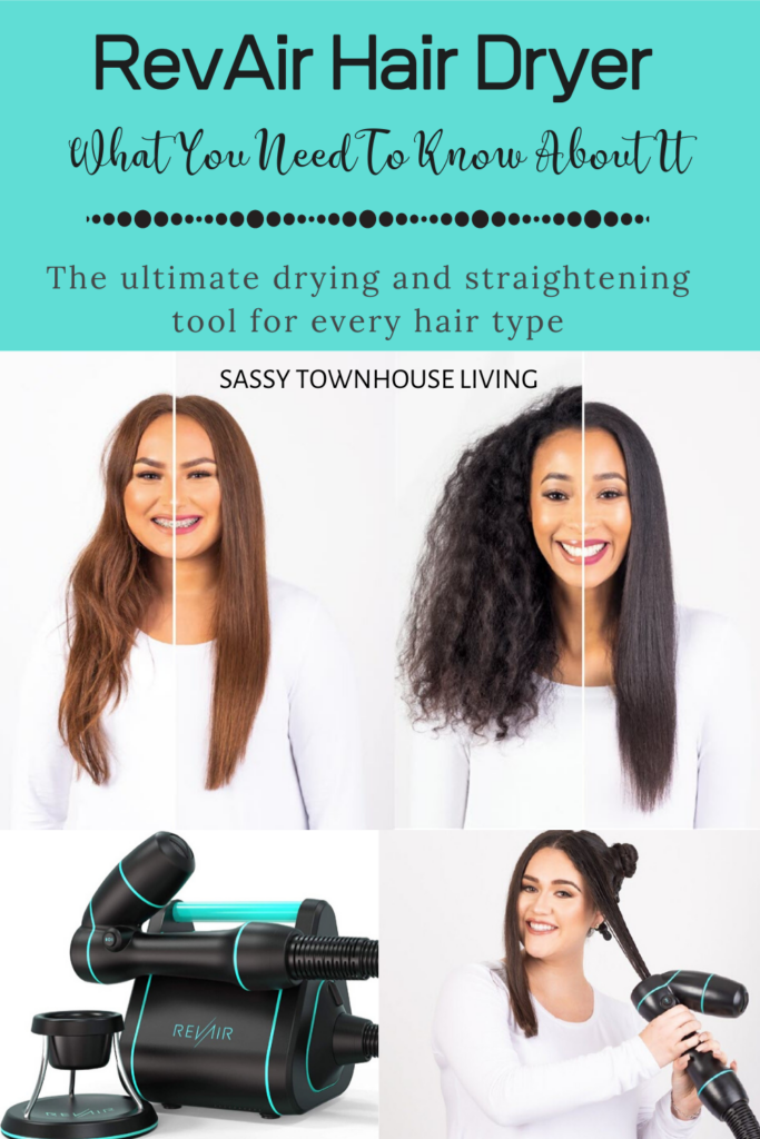 RevAir Hair Dryer - What You Need To Know About It - Sassy Townhouse Living
