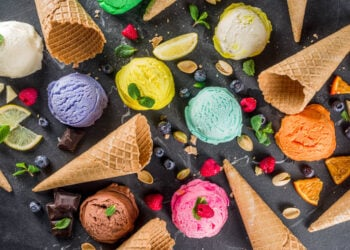 Unique Ice Cream Flavors For Your Next Outdoor Party