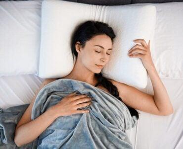 Moonbow Adjustable Memory Foam Pillow