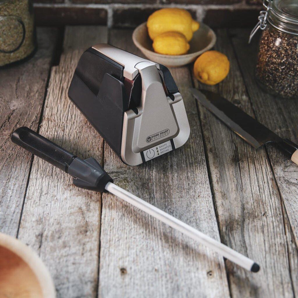 Sharpen Knives