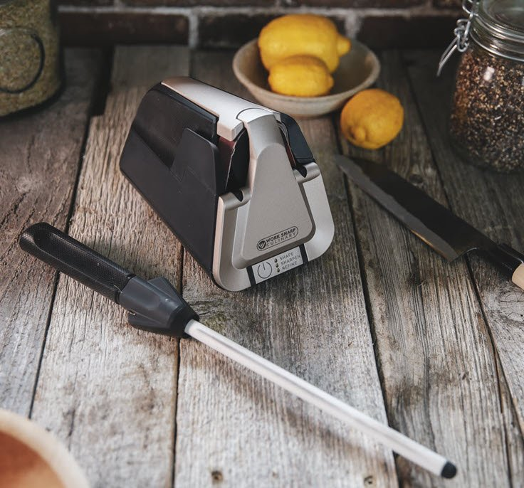 The Best Way To Sharpen Knives & You Need To See Why