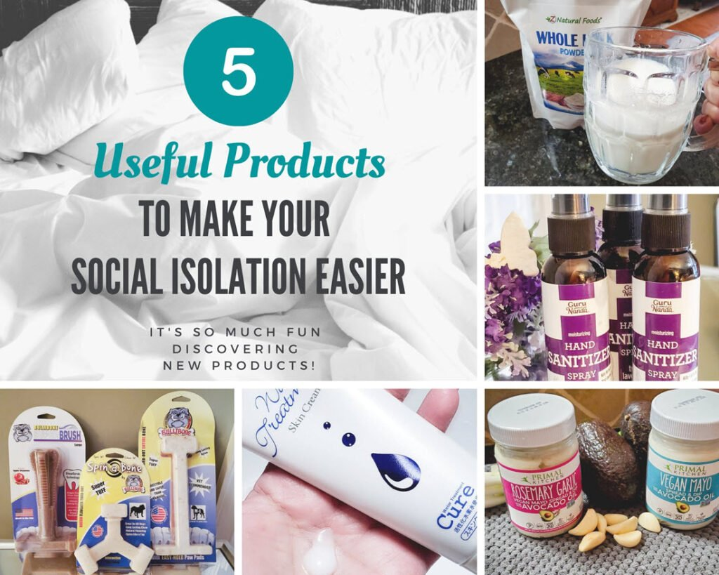 Useful Products Social Isolation