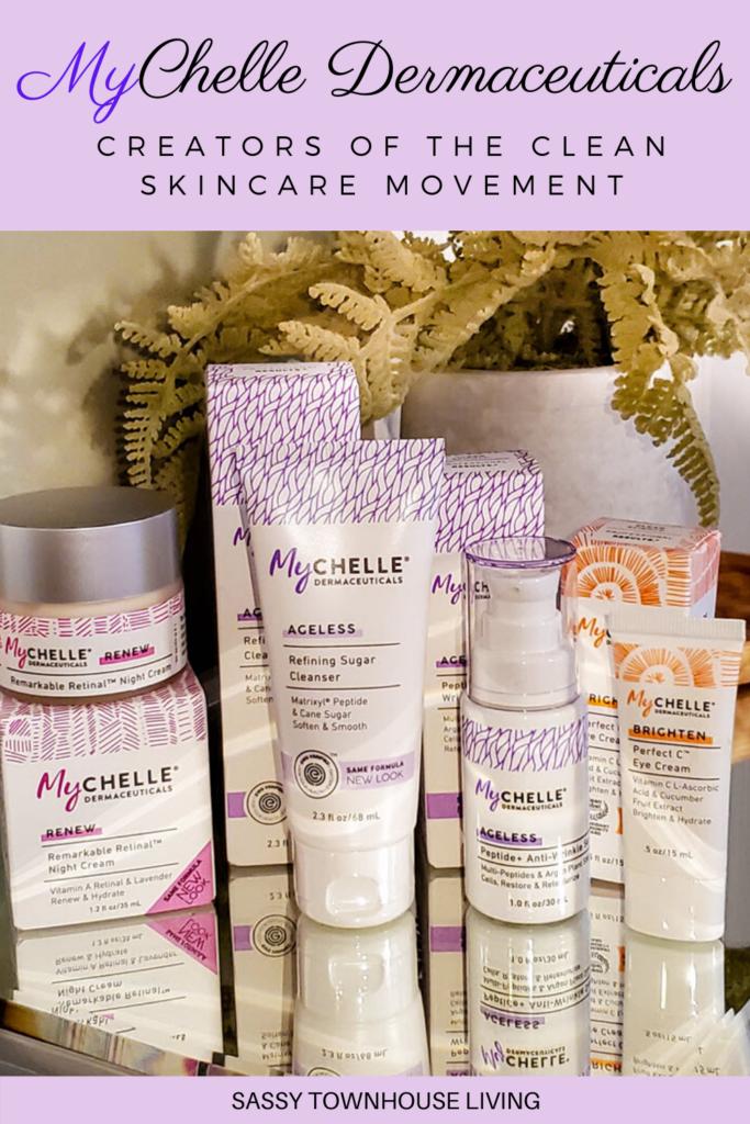 MyChelle Dermaceuticals - Creators of the Clean Skincare Movement - Sassy Townhouse Living