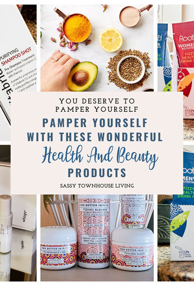 Pamper Yourself With These Wonderful Health And Beauty Products