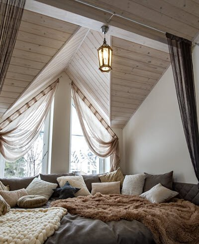 How To Decorate An Oddly Shaped Room And Love It