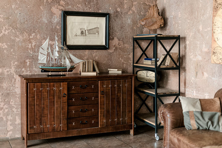 How to Style Your Modern Home With Antiques