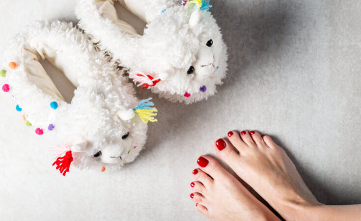 Surprising Facts You Need To Know About Wearing Slippers