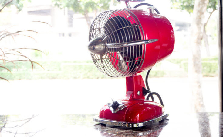 You Need To See These Surprisingly Stylish Table Fans