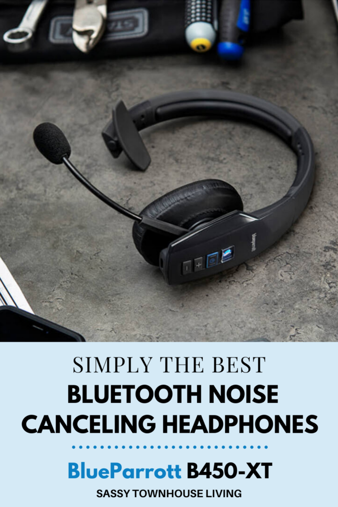Simply The Best Bluetooth Noise Canceling Headphones - Sassy Townhouse Living