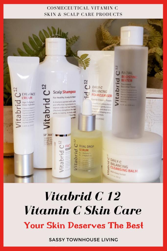 Vitabrid C 12 Vitamin C Skin Care Your Skin Deserves The Best - Sassy Townhouse Living