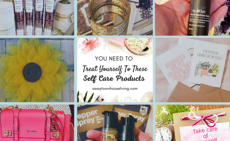 You Need To Treat Yourself To These Self Care Products