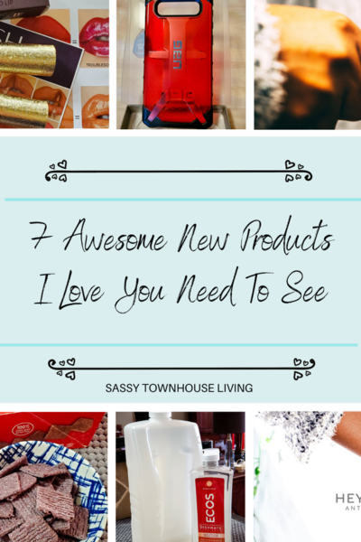 7 Awesome New Products I Love You Need To See