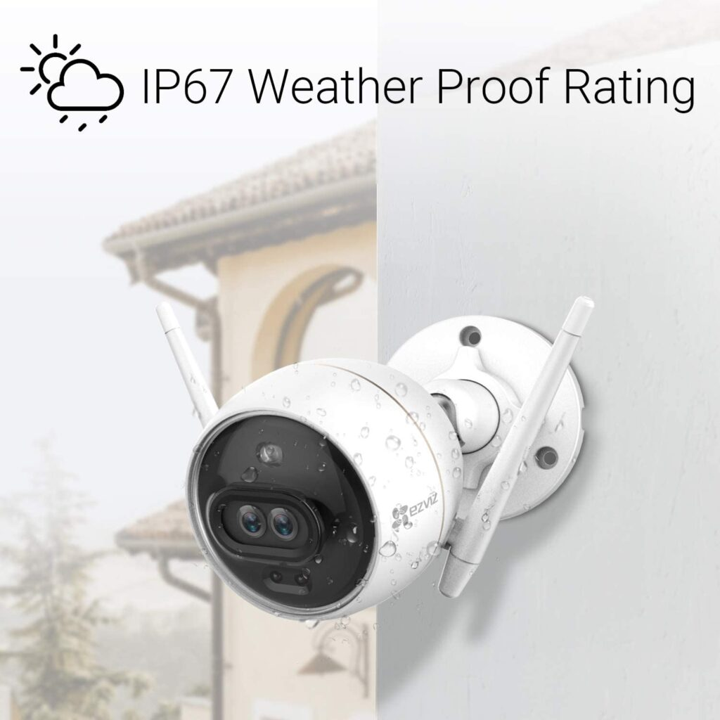 EZVIZ C3X Outdoor Security Camera