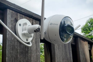 Why The EZVIZ C3X Is The Best Outdoor Security Camera