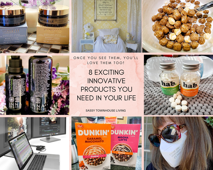 8 Exciting Innovative Products You Need In Your Life
