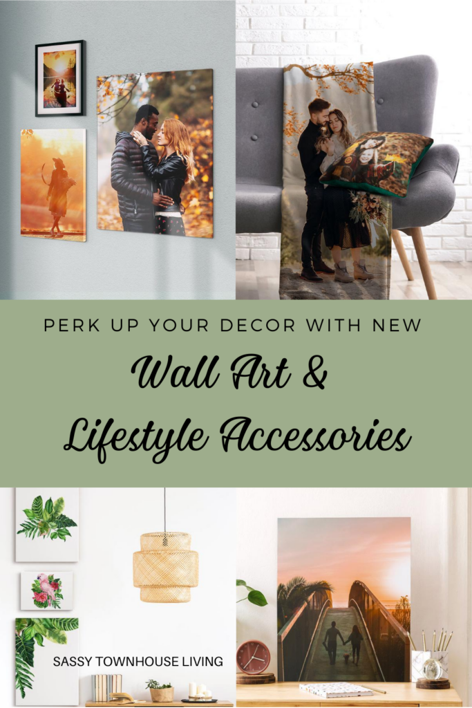 Perk Up Your Decor With New Wall Art & Lifestyle Accessories - Sassy Townhouse Living