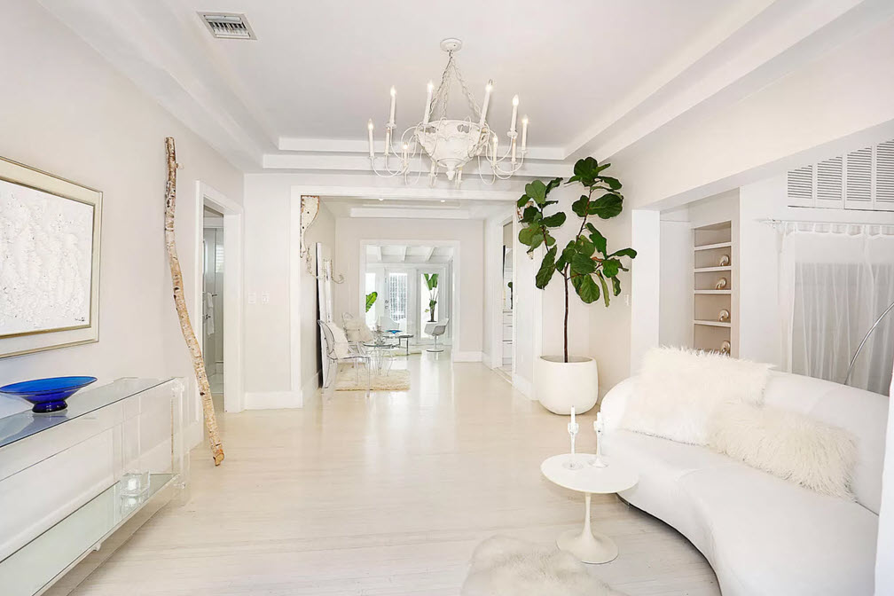 White Home Decor