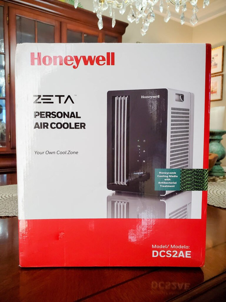 ZETA Personal Cooling System