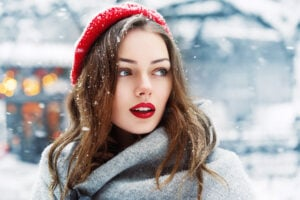Beautiful Winter Skin