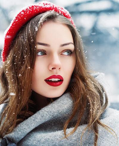 Beautiful Winter Skin