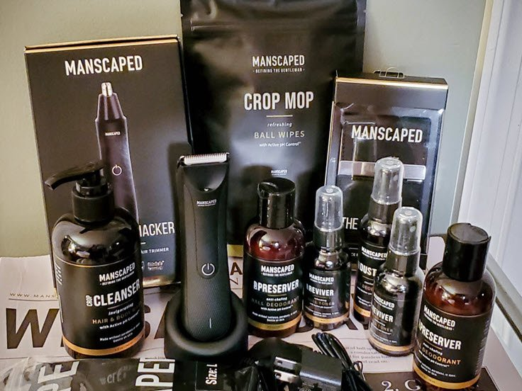 Surprise Your Man With MANSCAPED Products For Christmas