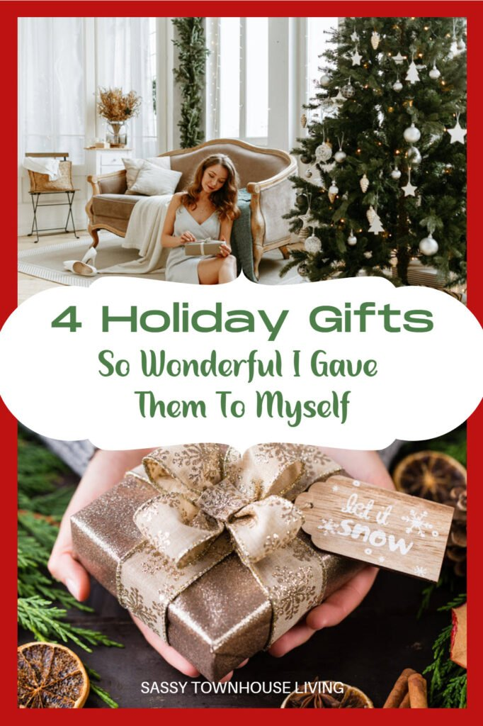 4 Holiday Gifts So Wonderful I Gave Them To Myself-Sassy Townhouse Living
