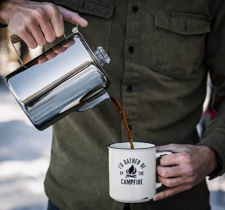 5 Reasons You Need To Start Using A Coffee Percolator