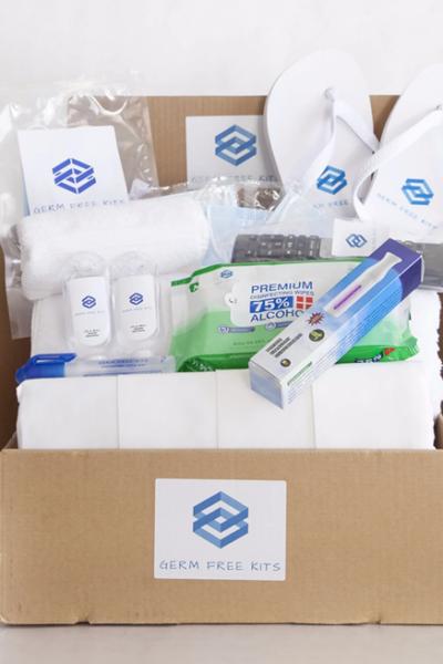 Germ Free Kits PPE