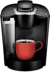 Keurig K-Classic Coffee Maker, Single-Serve K-Cup Pod Coffee Brewer