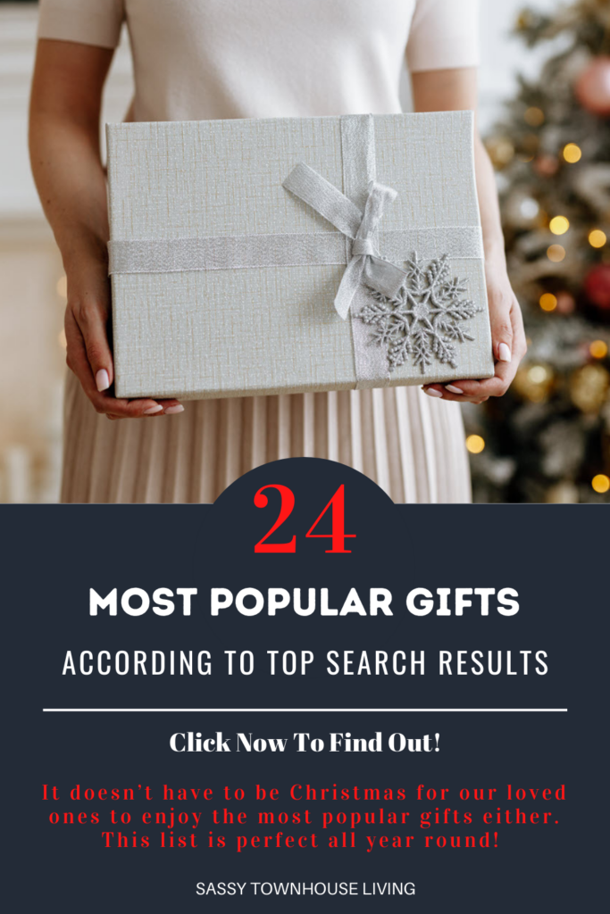 Most Popular Gifts According To Top Search Results - Sassy Townhouse Living