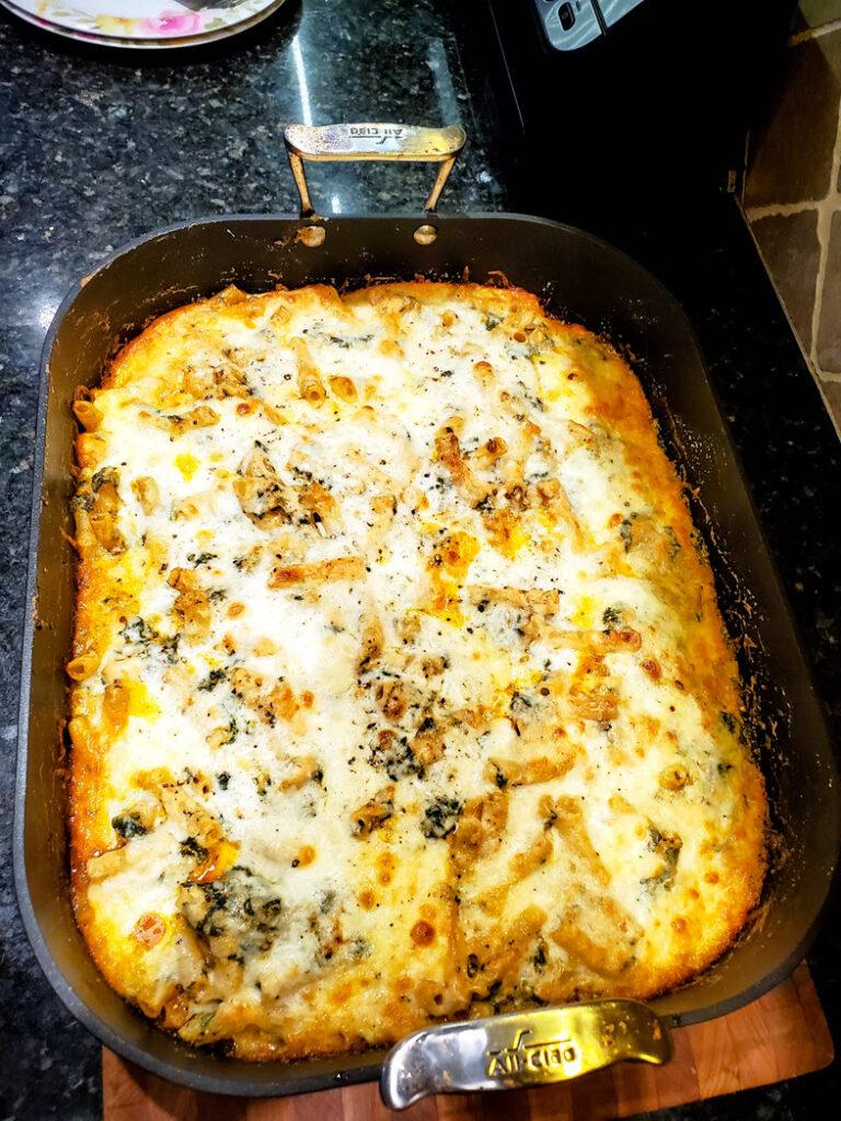 Tikka Masala Sauce Parmigiana Recipe