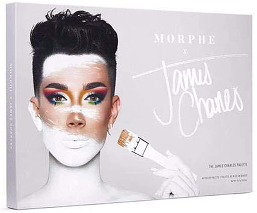 The James Charles Eyeshadow Palette